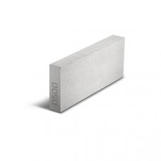 Газобетонные блоки D500 625x75x250  Cubi Block