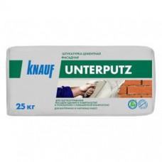 Штукатурка цементная Knauf Унтерпутц