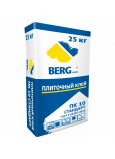 Плиточный клей ПК 10 BERGhome