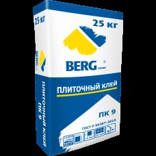 Плиточный клей ПК 9 BERGhome
