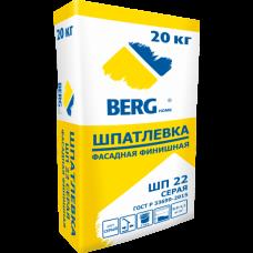 Шпатлевка ШП22 BERGhome